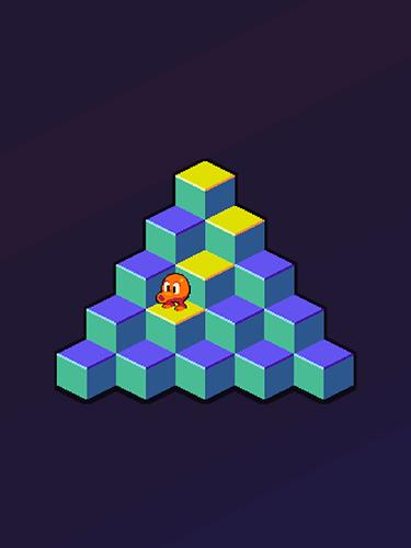 Jogos de arcade: faça o download de Qbert para o seu telefone