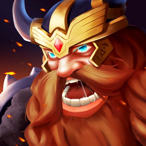 Иконка Castle Rush: Hero defender & Idle defense