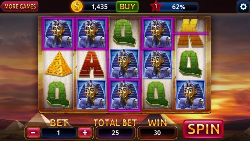 Egypt slots casino machines for Android