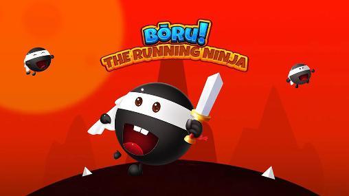 Boru! The running ninja Symbol