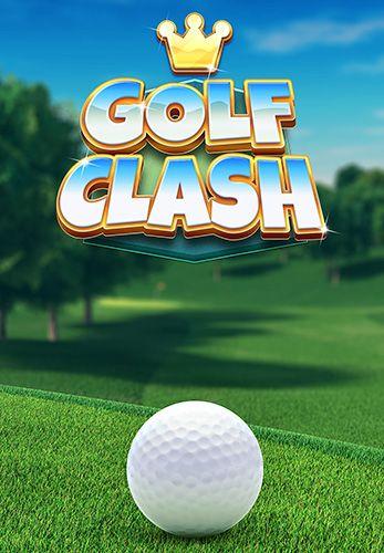 логотип Гольф: Столкновение