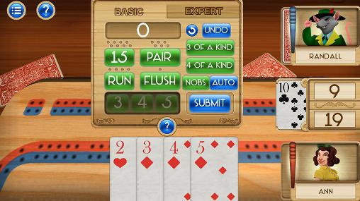 Aces cribbage Screenshot