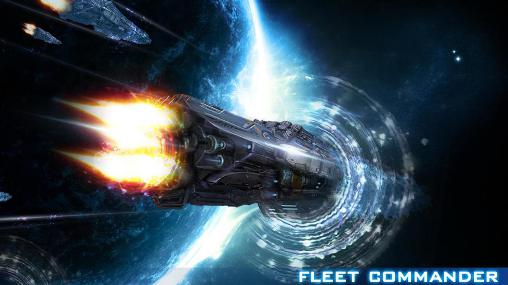 Fleet commander screenshot 1