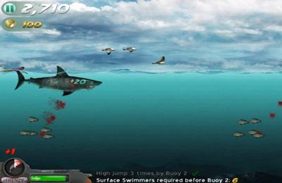 Venganza del tiburón