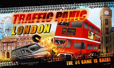 Traffic Panic London captura de pantalla 1