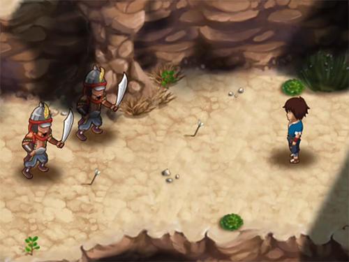 RPG Djinn caster скриншот 1