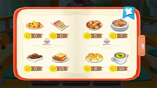 Аркады игры: скачать Little panda restaurantна телефон