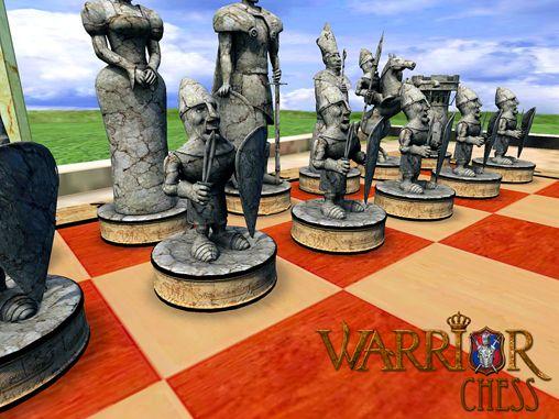 логотип Шахматный воин