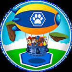 Puppy rangers: Rescue patrol Symbol