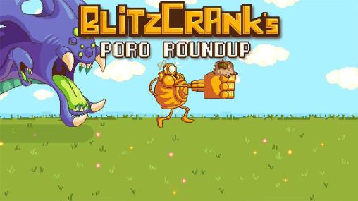 Blitzcrank's poro roundup icon