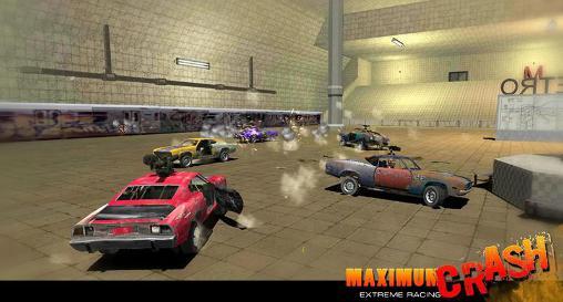 Maximum crash: Extreme racing Screenshot