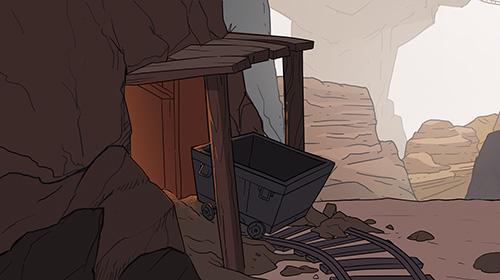 Abenteuer-Spiele Through abandoned für das Smartphone