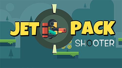 Jetpack shooter Symbol