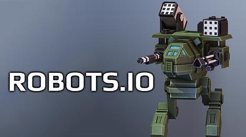 Robots.io captura de tela 1