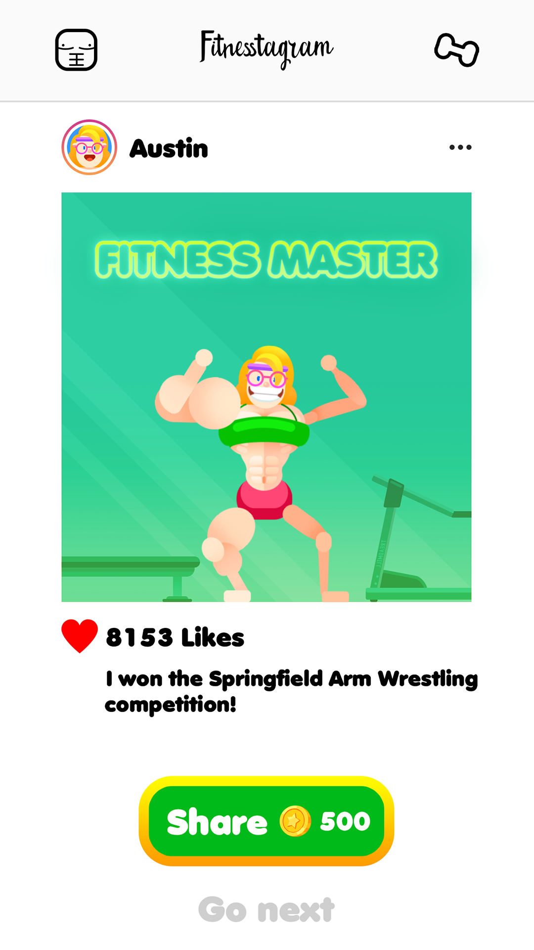 FitnessMaster for Android
