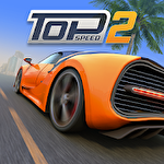 アイコン Top speed 2: Drag rivals and nitro racing