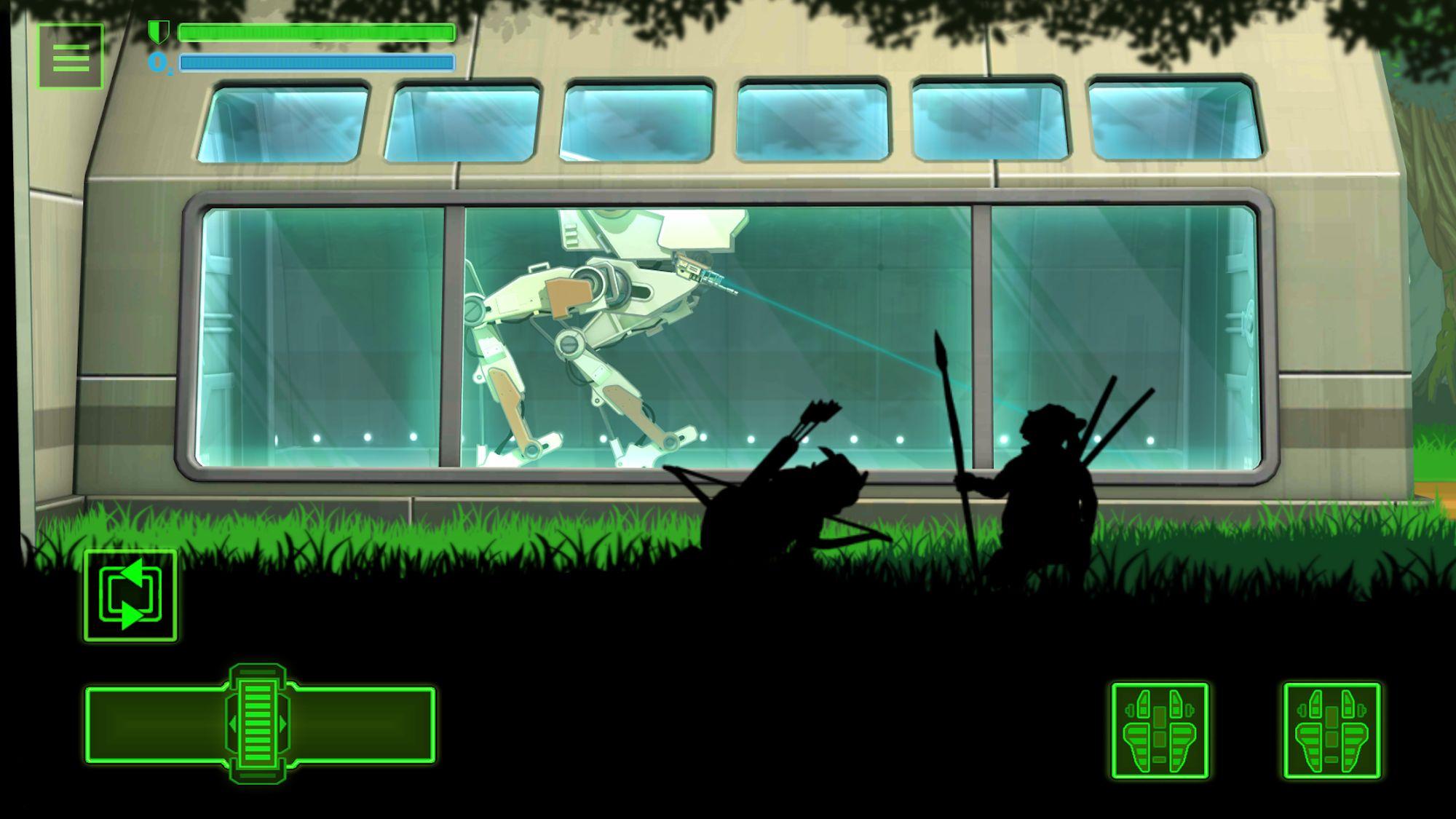 BE-A Walker screenshot 1