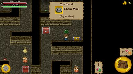The enchanted cave para Android