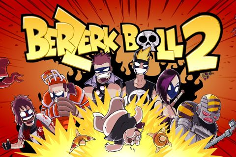 Berzerk ball 2 for iPhone