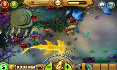 Fishing joy HD für Android