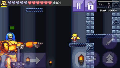 Callys Höhlen 3 für iPhone