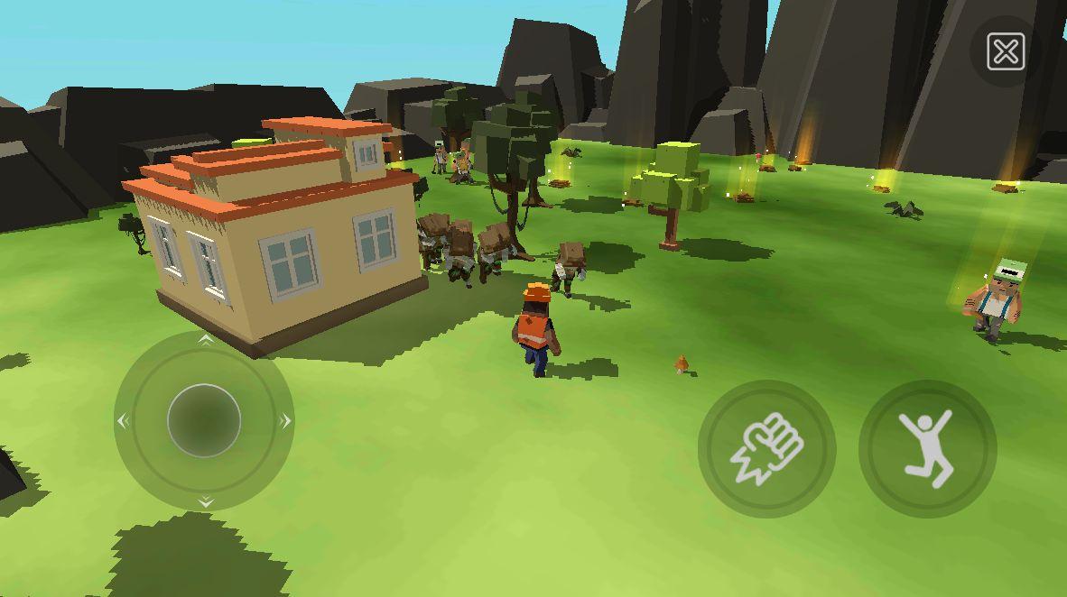 Super MoonBox 2 - Sandbox. Zombie Simulator. para Android