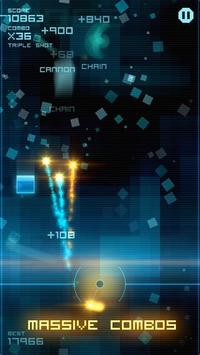 Screenshot Blockshot: Revolution auf dem iPhone