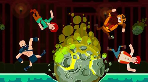 Ragdoll warriors: Crazy fighting game auf Deutsch