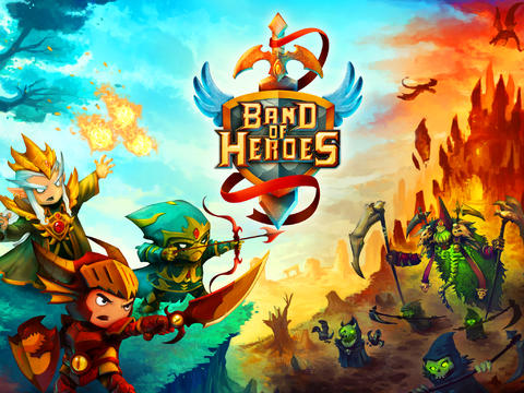 logo Band of Heroes: Battle for Kingdoms