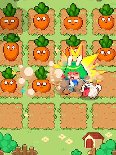 Infinite farm pour Android