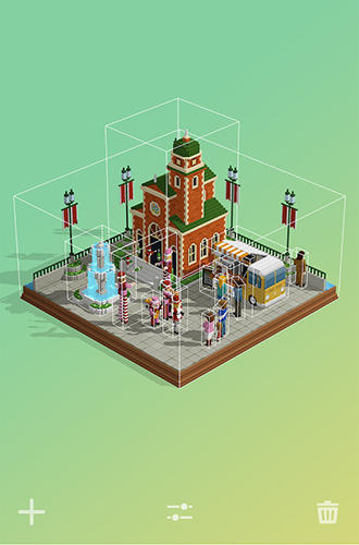 Logic Puzzrama for smartphone