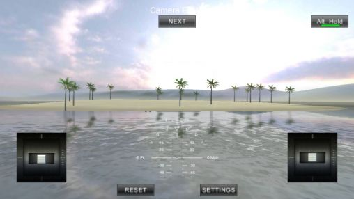 Quadcopter FX simulator pro Screenshot