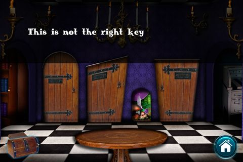 Alice trapped in Wonderland for iPhone for free