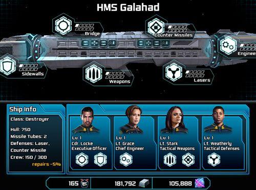 La historia de honor: La flota secreta