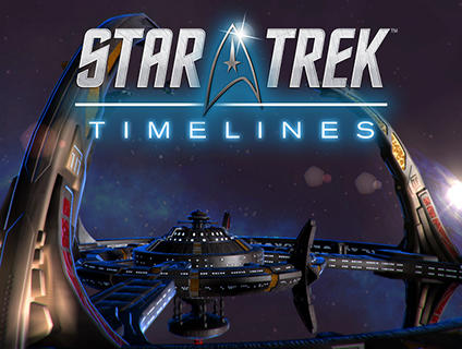 Star trek: Timelines screenshot 1