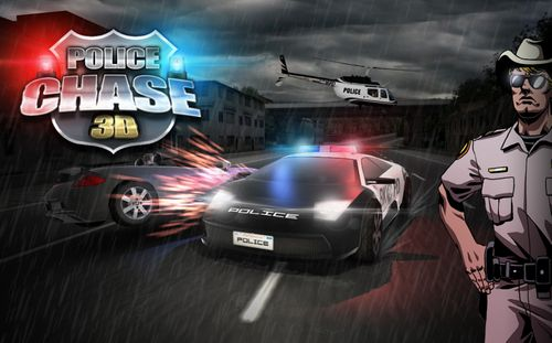 Police chase 3D іконка
