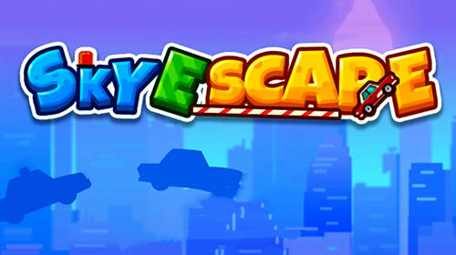 Sky escape: Car chase captura de pantalla 1