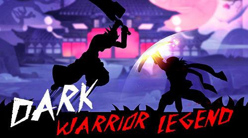 Dark warrior legend icono