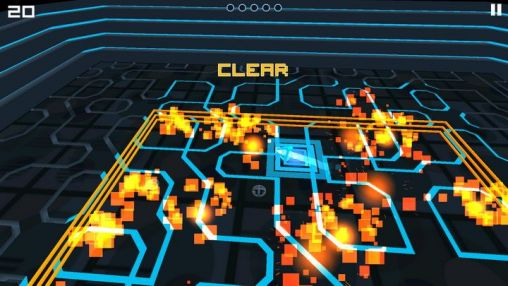 Cybergon screenshot 4