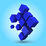 Piece it together 3D: Puzzle game Symbol