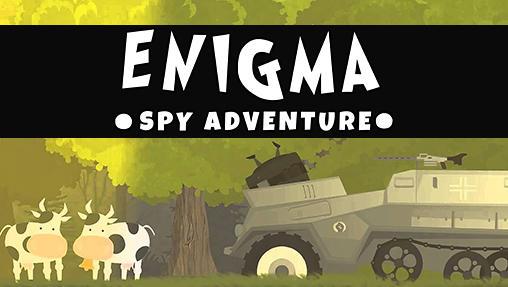 Enigma: Tiny spy adventure скріншот 1