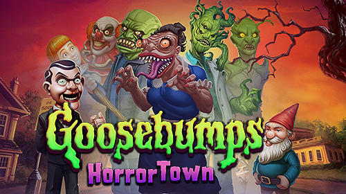 Goosebumps: Horror town screenshot 1