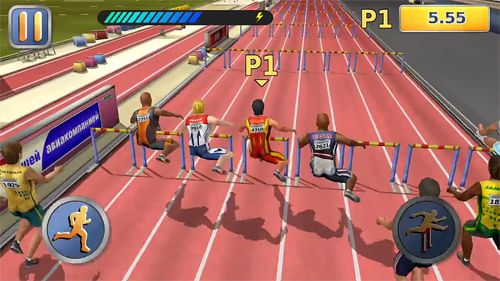 Simulator-Spiele: Lade Athleten 2: Sommerspiele auf dein Handy herunter