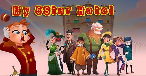 My 5-star hotel icône