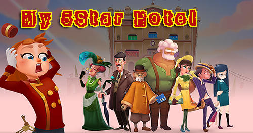 My 5-star hotel icono