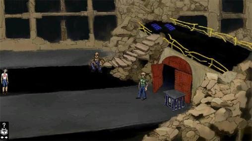 Abenteuer-Spiele Mutants vs the chosen: Hijack für das Smartphone