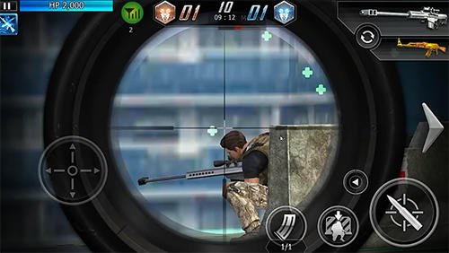 Shooters Mobile combat auf Deutsch