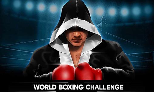 логотип Мировые соревнования по боксу