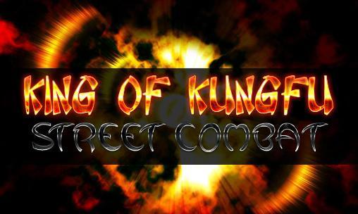 King of kungfu: Street combat icône