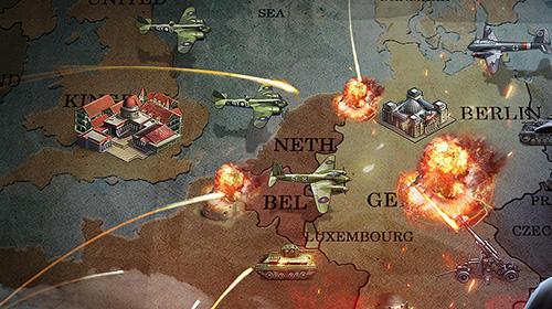 WW2: Strategy commander screenshot 1